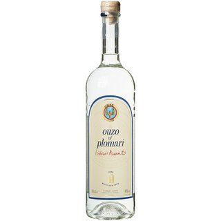 Ouzo of Plomari 40% vol. 0,7 Liter Flasche