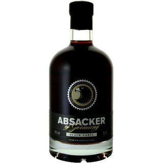 Absacker of Germany Black Label 0,5 Ltr