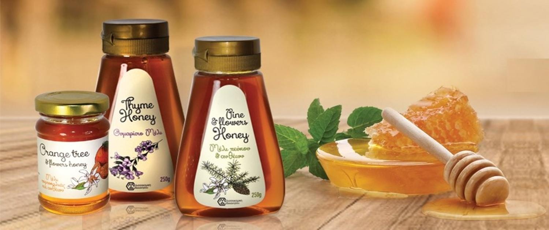 griechischer Honig - die gesunde Süße